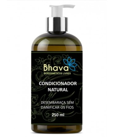 Condicionador Natural com Óleos Essenciais 250ml